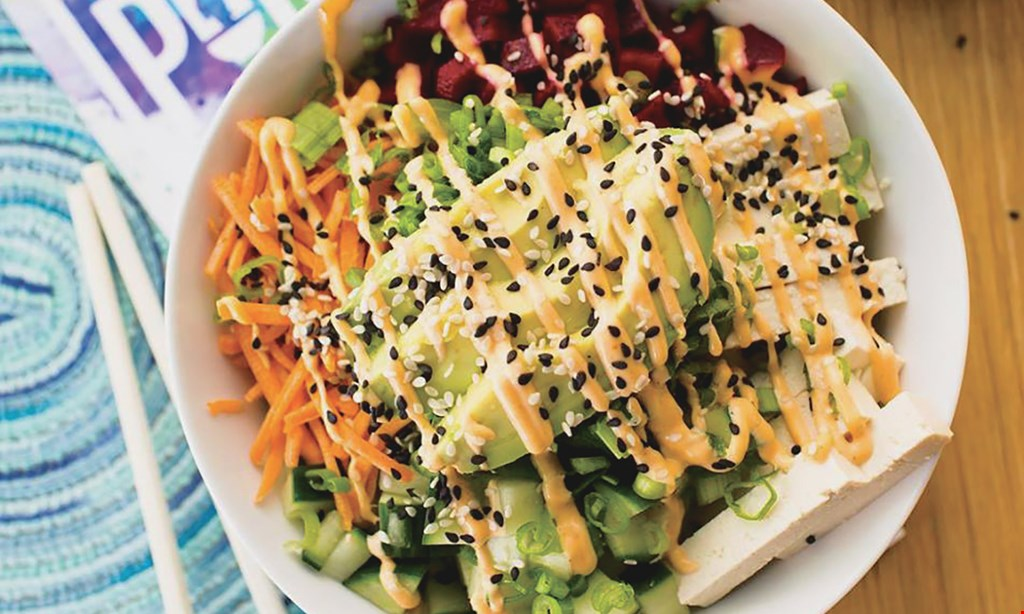 Product image for Mahana Poke $10 For $20 Worth Of Poke Bowls, Rolls & More
