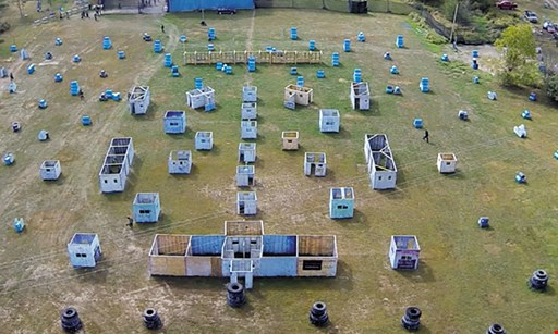 Product image for EMR Event Park $20 For $50 Toward Open Paintball Play