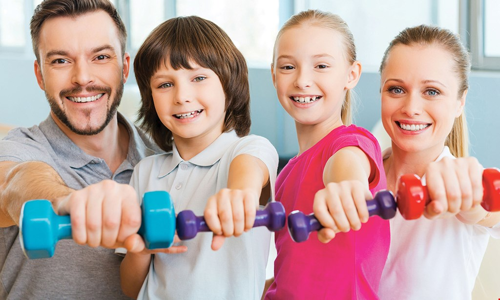 Product image for Jewish Community Center $120 For A 3-Month Family Membership (Reg. $240)