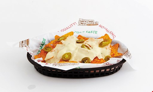 Product image for Momma Goldberg's $10 For $20 Worth Of Casual Dining