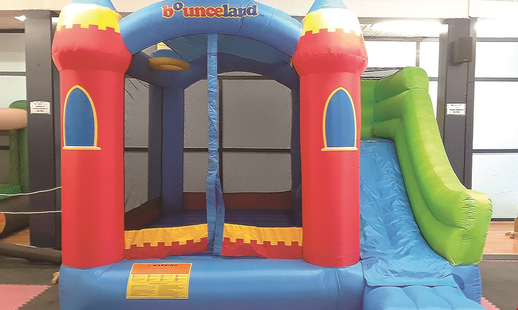 Product image for CMS Family Fun & Party Center and CMS Karate Academy $10 For Admission To The Bounce Play Area For 2, 2 Beverages & 2 Snacks (Reg. $20)