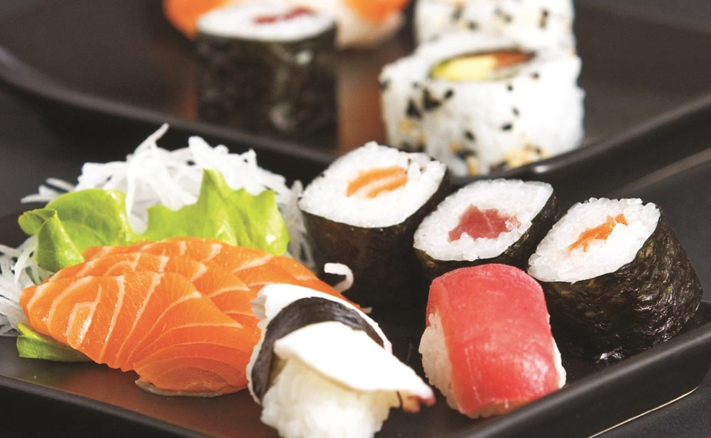 Product image for Hachi Asian Fusion & Sushi Bar $12.50 For $25 Worth Of Asian Fusion Cuisine