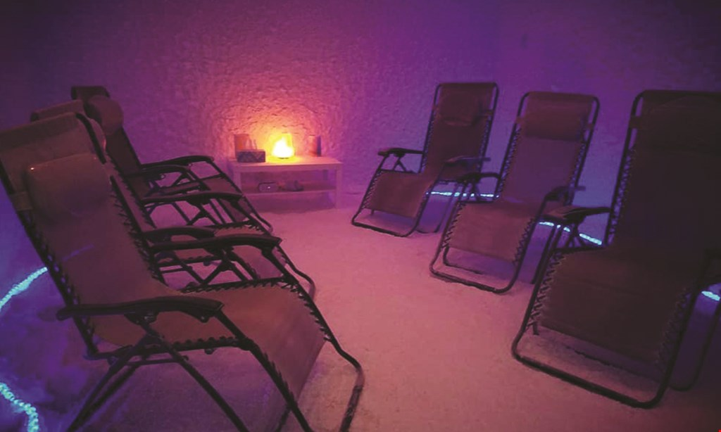 Product image for The Salt Room $15 For A Single Adult Salt Therapy Session (Reg. $30)