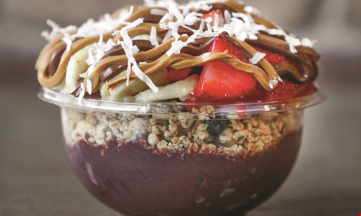 Product image for Frutta Bowls $10 For $20 Worth Of Casual Dining & Beverages