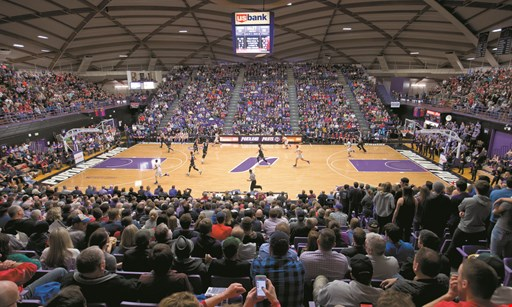 Product image for University of Portland $19 For 2 Adult & 2 Junior General Admission Bleacher Seat Tickets For Basketball (Reg. $38)