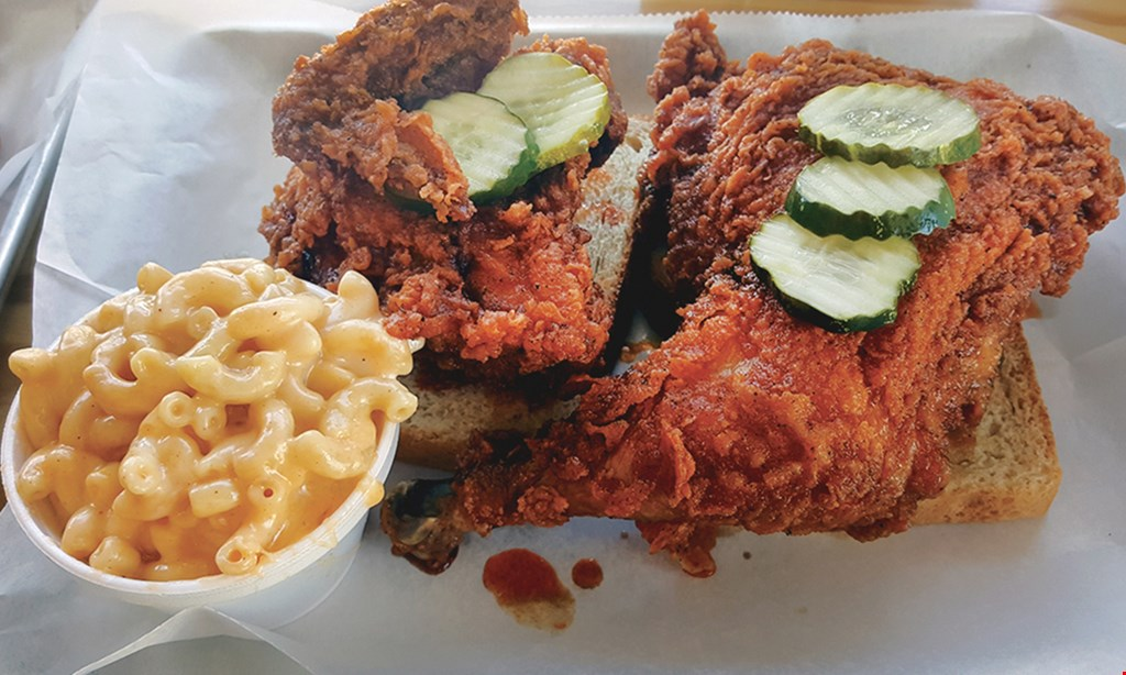 Product image for Big Shake's Hot Chicken & Fish $15 For $30 Worth Of Casual Dining