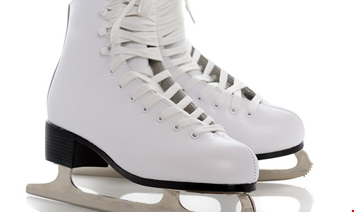Product image for Rochester Ice Center $22 For 4 Open Skate Admissions & Rentals (Reg. $44)