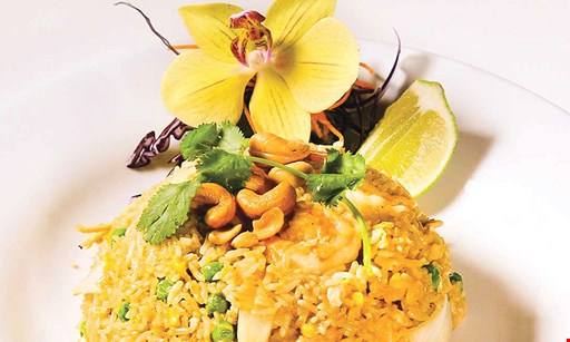 Product image for Wild Orchid Thai & Sushi $15 For $30 Worth Of Sushi & Thai Dinner Dining