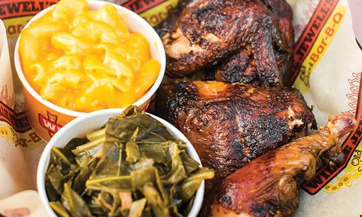 Product image for Willie Jewell's BBQ $10 for $20 Of Causal Dining