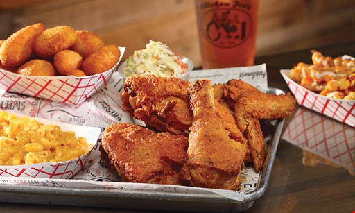 Product image for Chicken Joe's $10 For $20 Worth Of Casual Lunch Or Dinner Dining (Purchaser Will Receive 2-$10 Certificates)