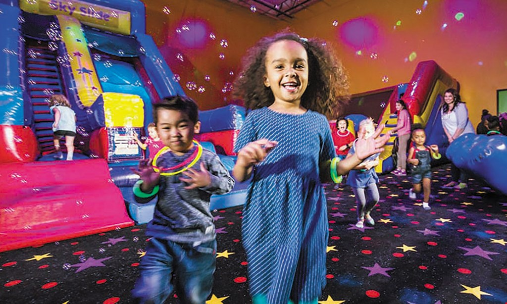 Product image for Pump It Up $22.49 For 5 Open Jump Sessions (Reg. $45)