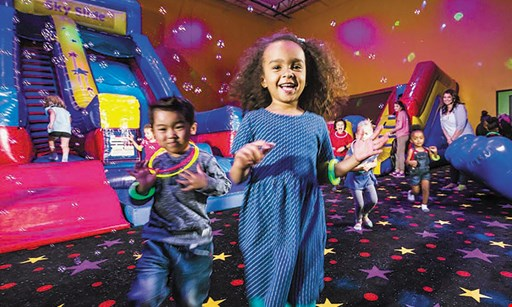 Product image for Pump It Up - Waldorf $22.49 For 5 Open Jump Passes (Reg. $45)