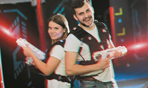 Product image for Ultrazone Extreme Laser Tag $14.99 For A Laser Tag Day Pass For 1 (Reg. $29.98)