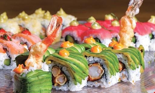 Product image for Fuji Sushi & Steakhouse $10 For $20 Worth Of Sushi