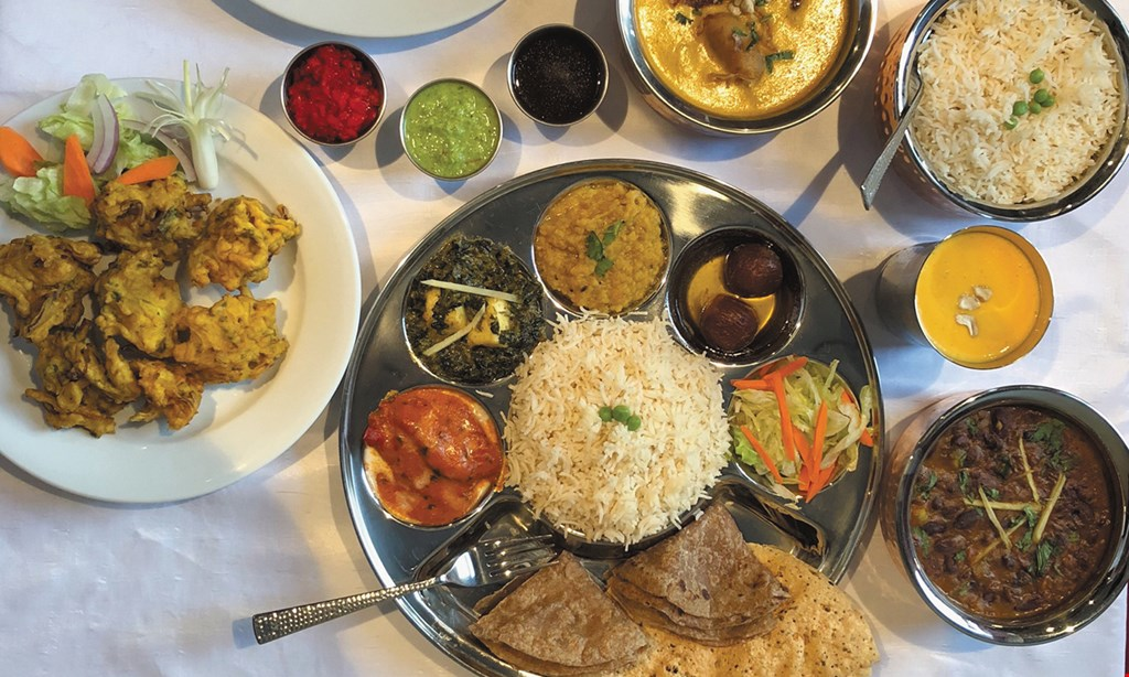 Product image for Thali Bar Baar $10 For $20 Worth Of Casual Dining