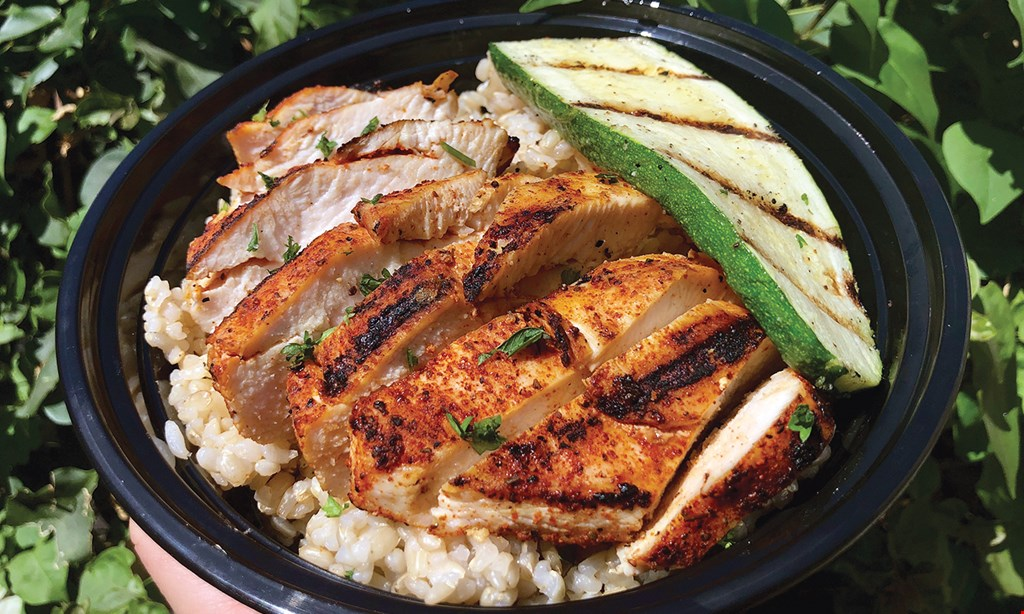 Product image for Off The Hook Poke & Grill $10 For $20 Worth Of Hawaiian Poke & Grill Fare