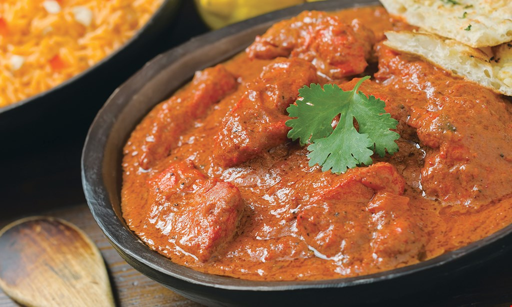 Product image for Curry & Grill $10 For $20 Worth Of Indian Cuisine