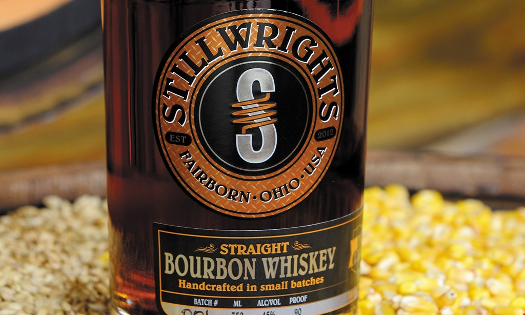 Product image for Stillwrights  Distillery $16 For A Tasting Tour Package For 4 People (Reg. $32)