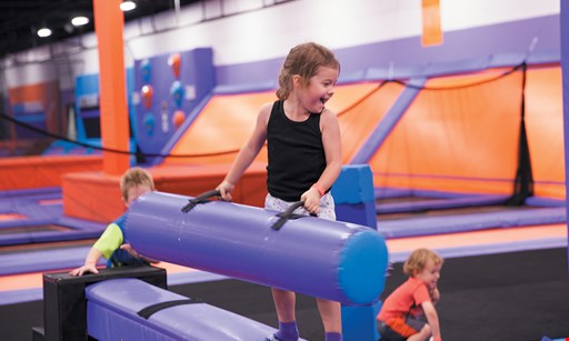 Product image for Altitude Trampoline Park $23 For 60 Minutes Open Jump Time For 4 (Reg. $46)