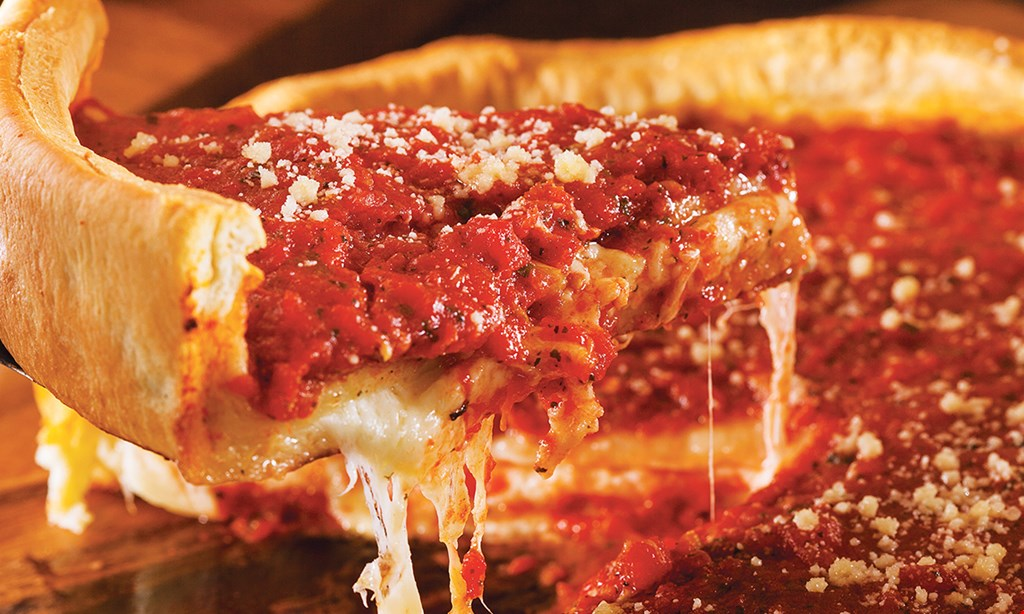 Product image for Frankie's Pizza $12.50 For $25 Worth Of Pizza, Wings & More