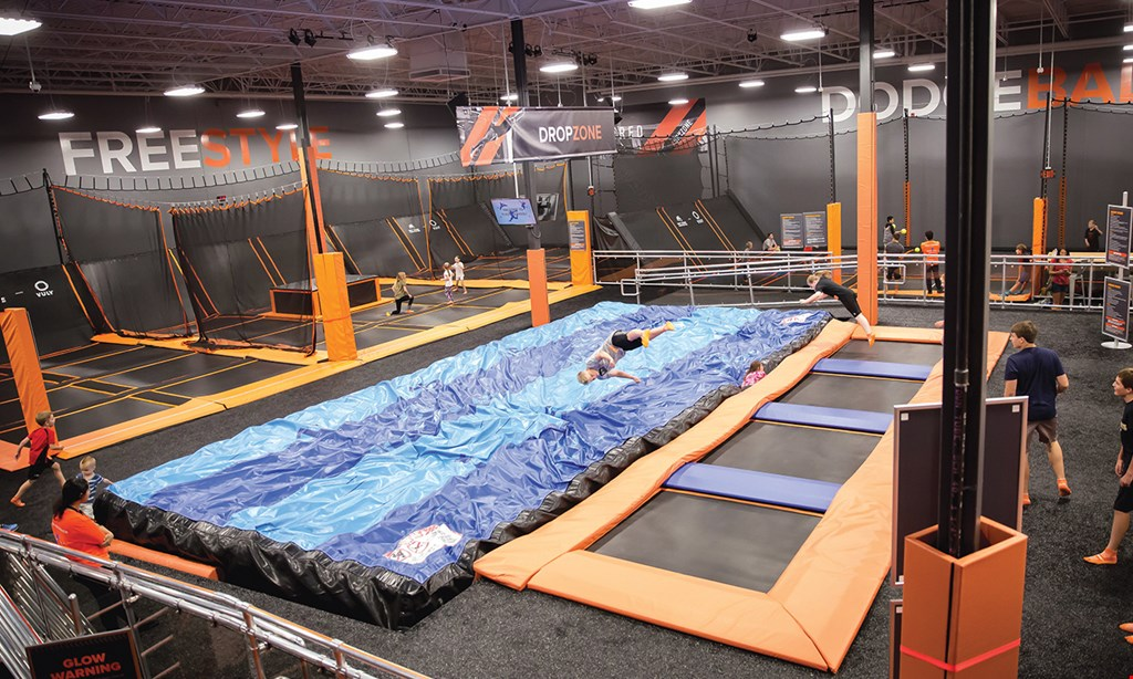 Product image for Sky Zone Vernon Hills $20 For 2 90-Minute Jump Passes (Reg. $40)