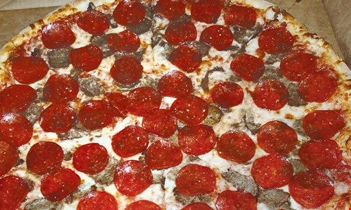 Product image for Little Nicky's New York Pizza $20 Worth of Italian Food & Drink for $10