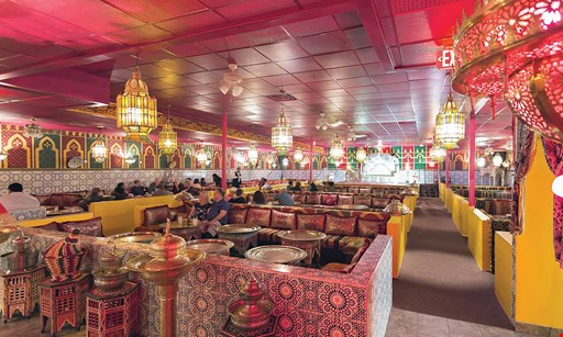 Product image for Casablanca Restaurant Moroccan Cuisine $15 For $30 Worth Of Casual Dining