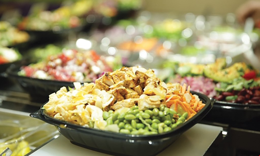 Product image for My Salad $10 For $20 Worth Of Healthy Salads, Wraps & Homemade Soups