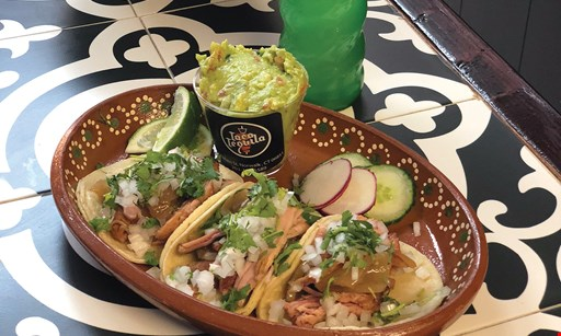 Product image for Taco Tequila $10 For $20 Worth Of Mexican Cuisine