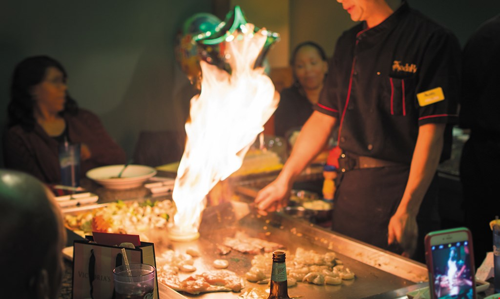 Product image for Aodake Sushi & Steak House $15 For $30 Worth Of Sushi & Hibachi Cuisine