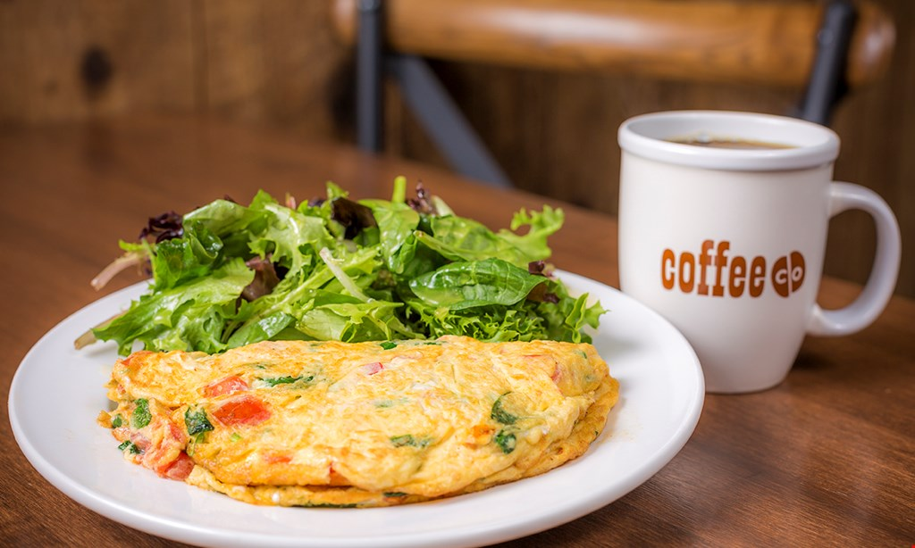 Product image for Coffee Co. $10 For $20 Worth Of Cafe Dining (Also Valid On Take-out & Delivery With Minimum Purchase Of $30)