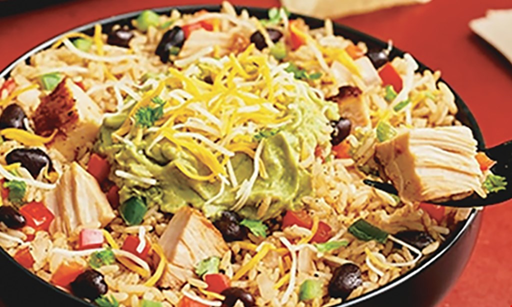 Product image for Moe's Southwest Grill - East Meadow & Bellmore $10 For $20 Worth Of Southwestern Cuisine