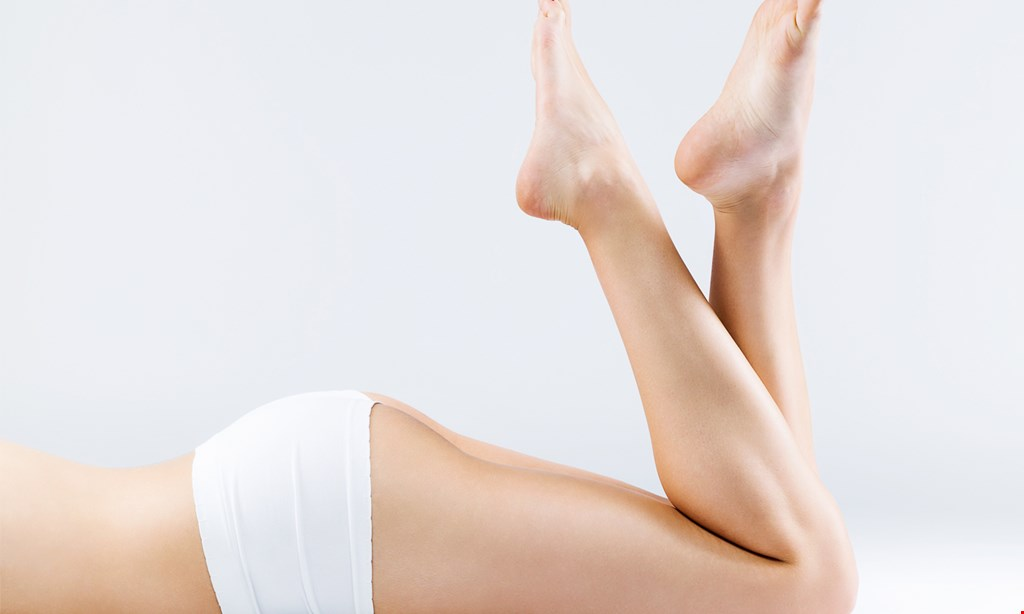 Product image for Pink Cashmere Waxing And Microblading $45 For Two Women's Brazilian Waxes (reg.$90)