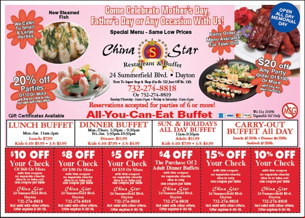 Incredible Localflavor Com China Star Coupons Download Free Architecture Designs Embacsunscenecom