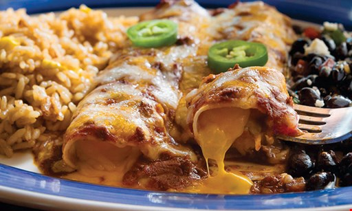 Product image for On The Border $10 For $20 Worth Of Mexican Cuisine
