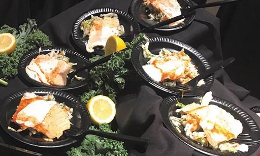 Product image for Tin Fish Sunrise Plantation $20 For $40 Worth Of Fresh Seafood