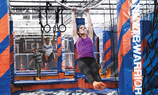 Product image for Sky Zone Trampoline Park $16 For 90-Minute Jump Passes For 2 (Reg. $32)