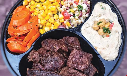 Product image for The Hummus & Pita Co. $15 For $30 Worth Of Mediterranean Cuisine
