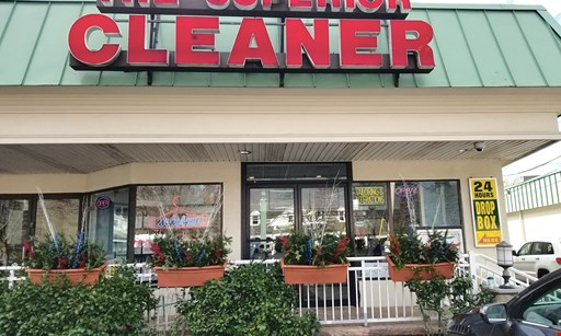 Product image for The Superior Cleaners $15 For $30 Worth Of Dry Cleaning
