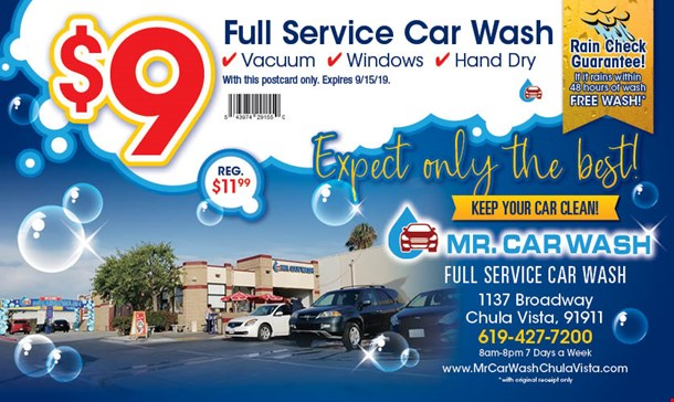LocalFlavor com - Mr  Car Wash Coupons