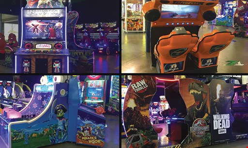 Product image for THRILL ZONE Interactive Fun $20 For A Thrill Zone Interactive Game Card (Reg. $40)