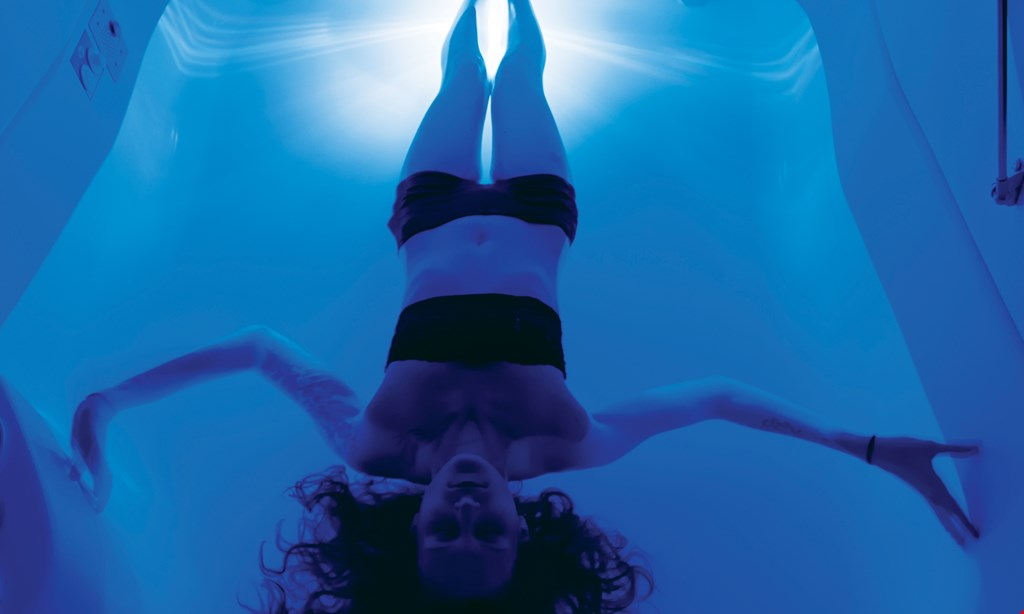 Product image for H2Om Float $32.50 for a 60 Minute Float Session (Reg. $75)