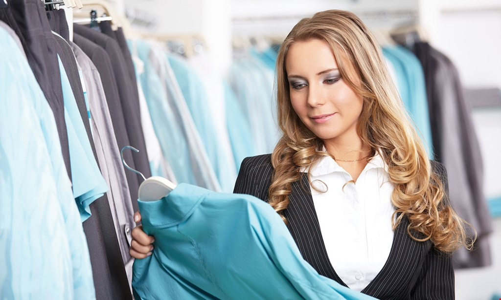 Product image for Pleasant Hills Cleaners $15 For $30 Toward Dry Cleaning Services