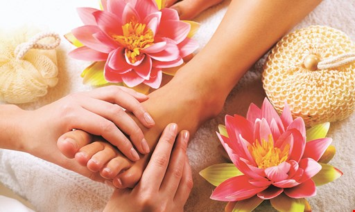 Product image for Angels Feet $32 For A 1-Hour Hand & Foot Reflexology Massage (Reg. $65)
