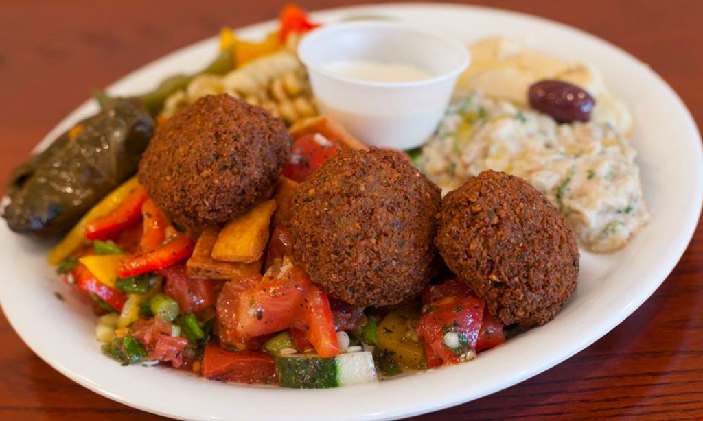 Product image for Mediterra Grill - Holly Springs $10 for $20 worth of Delicious Mediterranean food