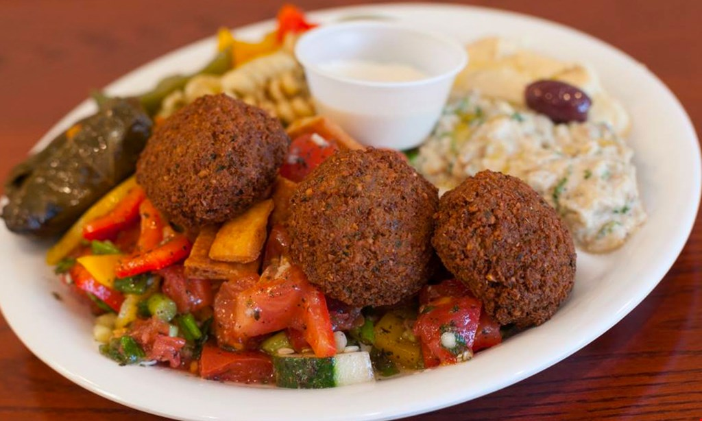 Product image for Mediterra Grill - Durham $10 for $20 worth of Delicious Mediterranean Food