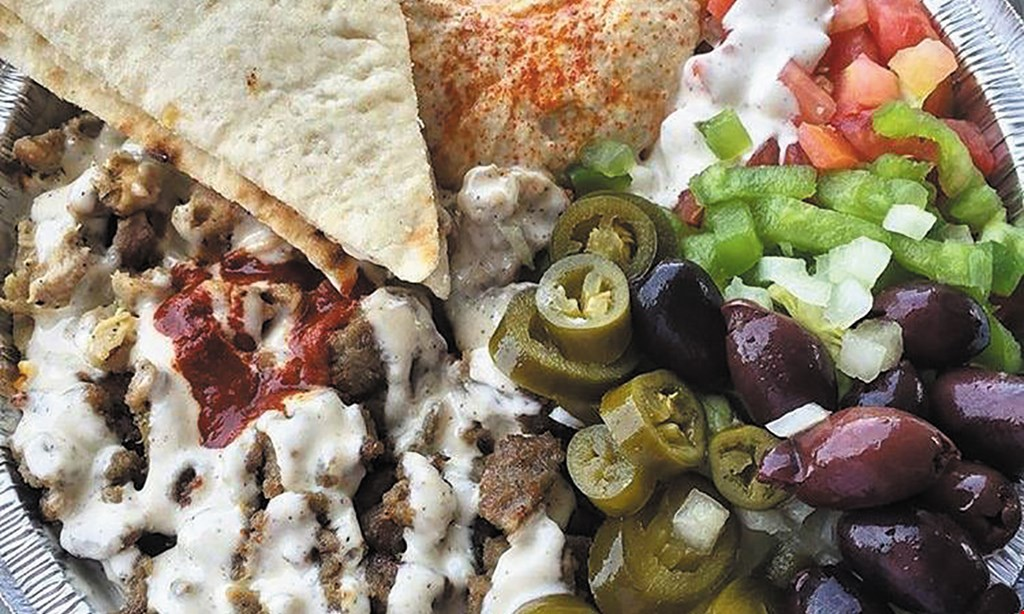 Product image for The Halal Guys - Gyro and Chicken $15 For $30 Worth Of Gyros, Chicken & More