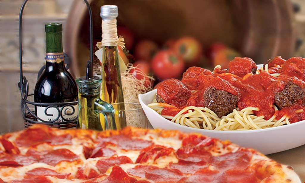 Product image for Luberto's Brick Oven Pizza $12.50 For $25 Worth Of Italian Dining