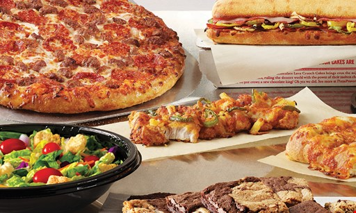Product image for Dominos - Depew $10 For $20 Worth Of Pizza, Pasta & Sides