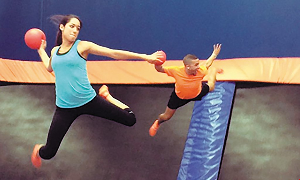 Product image for Sky Zone $23 For 2-Hour Jump Time For 2 People (Reg. $46)